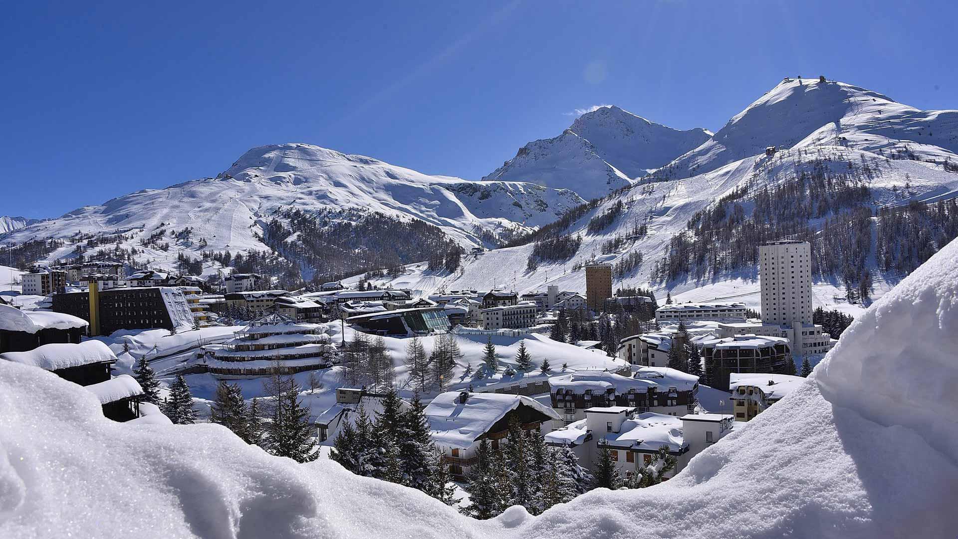 Sestriere paradiso per gli amanti della montagna