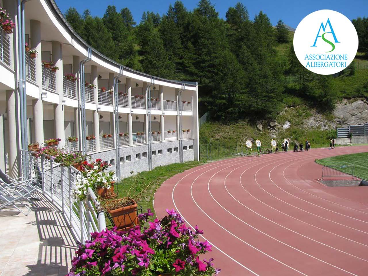 Dove dormire a Sestriere - Hotel Lago Losetta