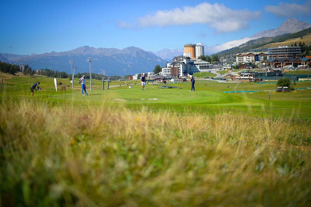 Golf Club a Sestriere