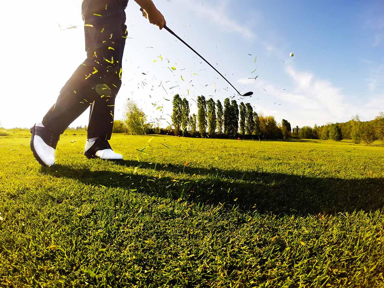 Golf club a 18 buche a Sestriere