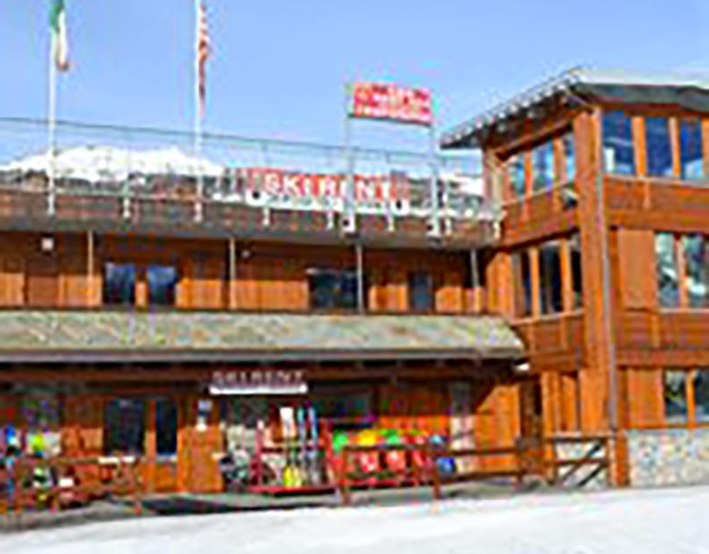 Noleggio sci a Sestriere Ski Golf