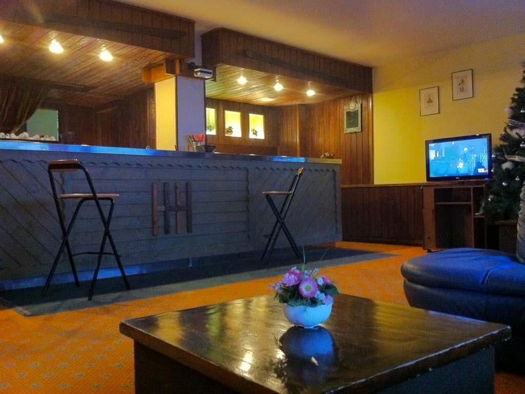 Dove dormire a Sestriere - hotel Hermitage