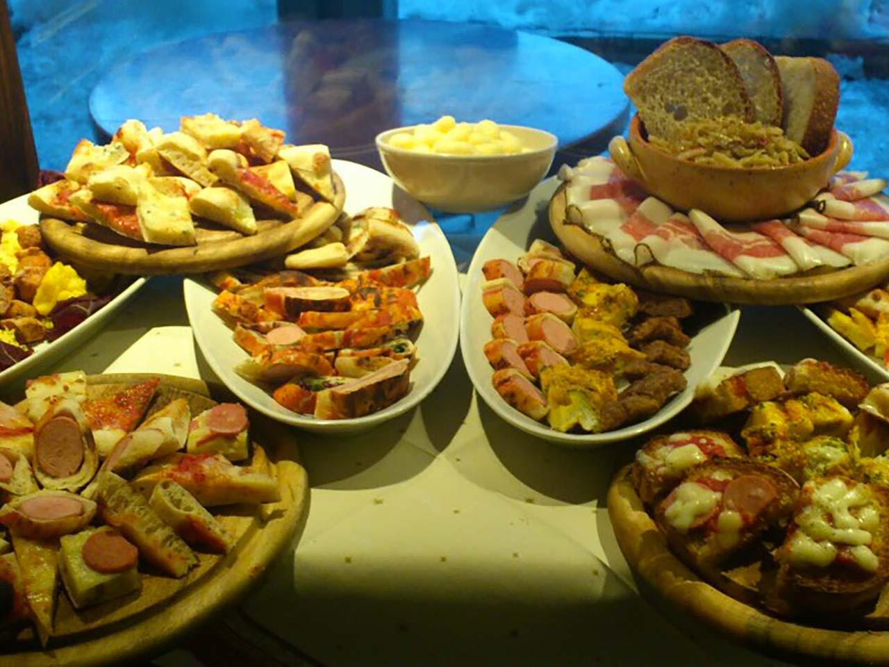 Dove mangiare a Sestriere Ristorante Pizzeria Pinky Bar
