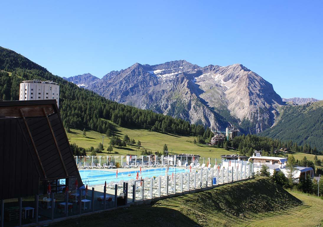 Dove dormire a Sestriere - hotel shackleton