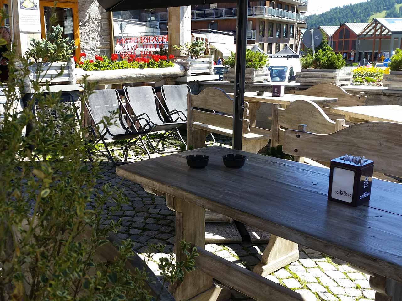 Bar e ristorante a sestriere - Bar Aldo