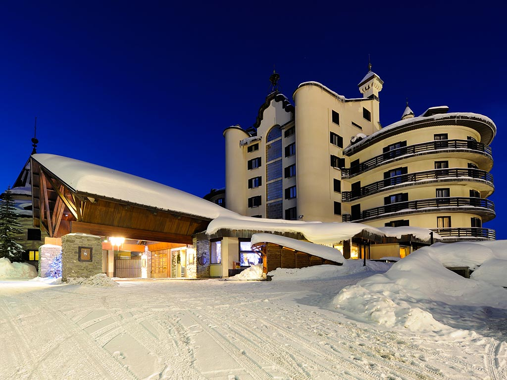 Dove dormire a Sestriere - Hotel Principi di Piemonte