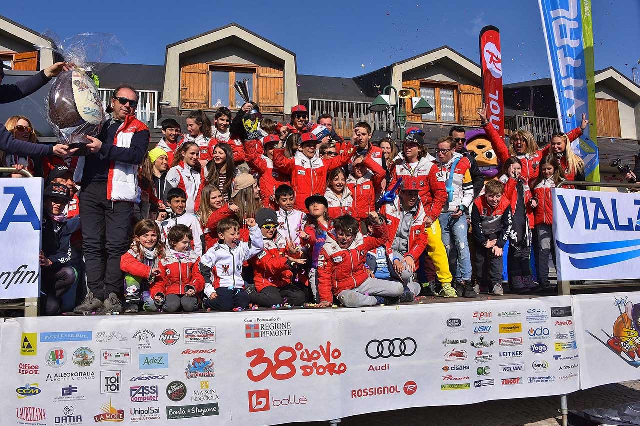 Scuole di sci a Sestriere sci club Sestriere