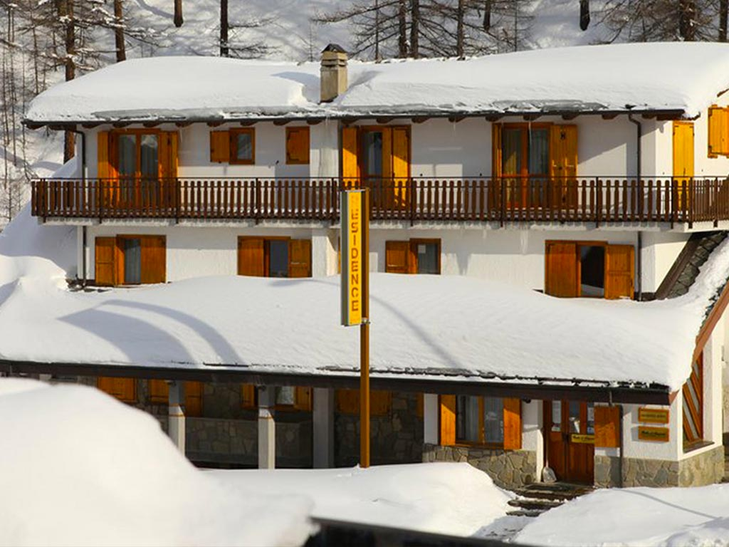 Dove dormire a Sestriere - Residence Nube D'argento