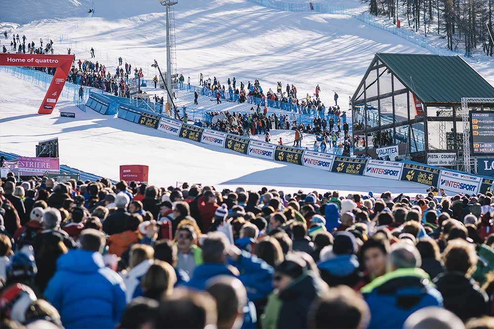 Eventi e manifestazioni a Sestriere coppa del mondo di sci femminile