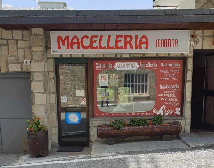 Macelleria la Martina a Sestriere