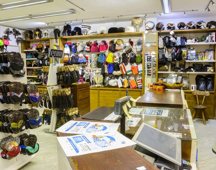 shopping a Sestriere - Marcellin Sport