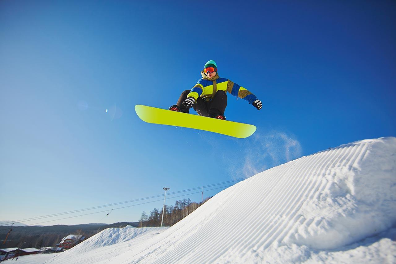 Snowpark e divertimento a Sestriere