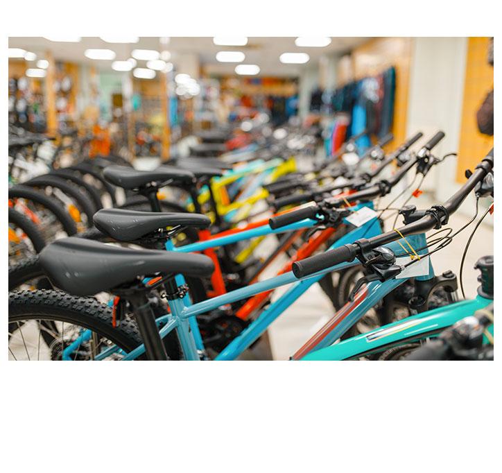 Noleggio bici, e-bike e mountain bike a sestriere