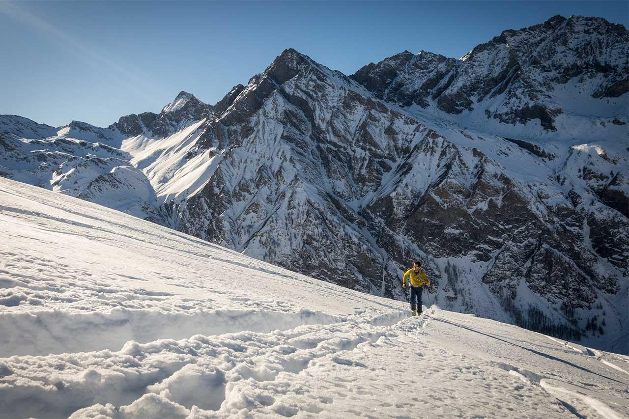 Sci Alpinismo a Sestriere