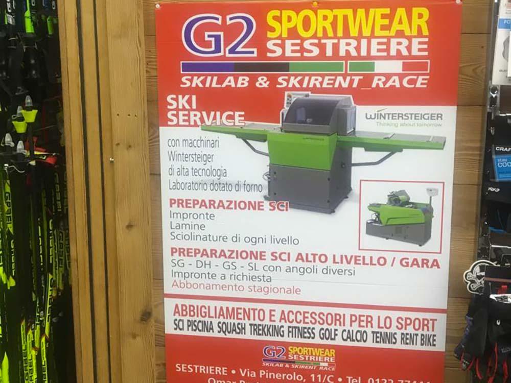 Sestriere Shopping G2 Sport