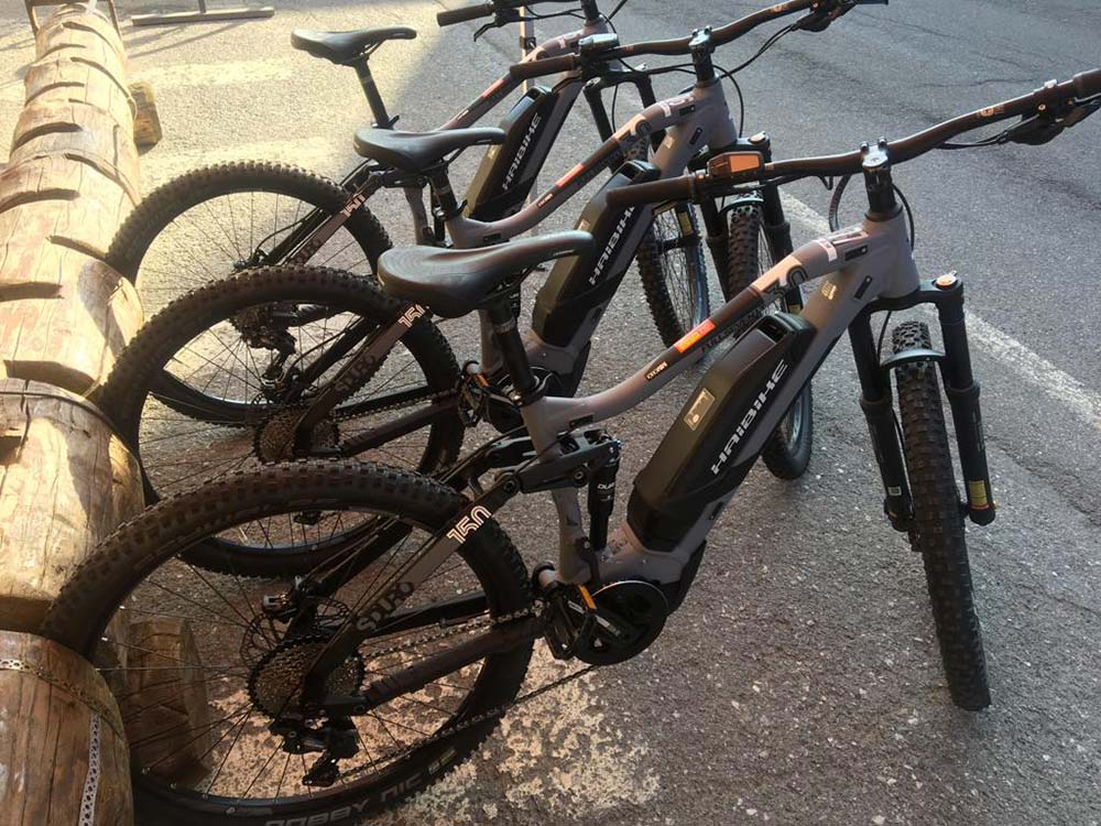 Sestriere Shopping G2 Sport noleggio E-bike