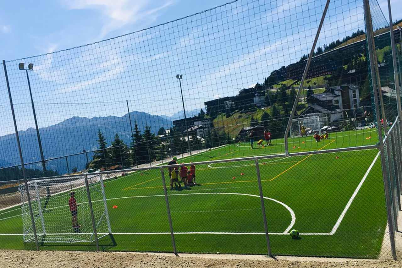 Sestriere nuovo campetto da calcio